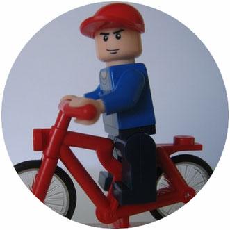 Theodore Boone creat amb LEGO