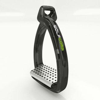 Carbon Steigbügel Pferdesport