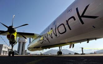 Nachdem sich Investor Daniel Borer zurückgezogen hat, fragt sich, ob die Airlinelangfristig abheben kann.