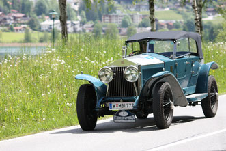 Rolls Royce Sports Phantom 17 EX