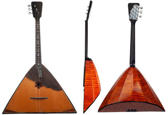 instrument balalaika