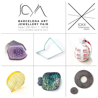 joya barcelona 2016 ickx contemporary jewelry
