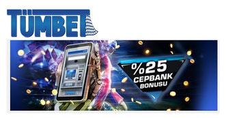 Tümbet CepBank Bonusu