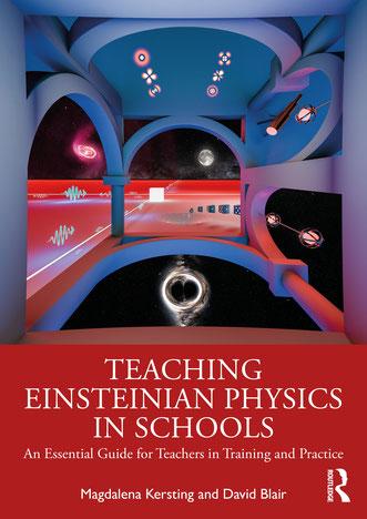 Teaching Einsteinian Physics in Schools book cover