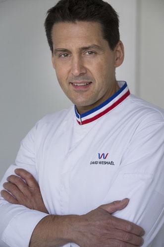 David Wesmaël - Meilleur Ouvrier de France glacier