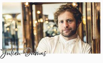 Julien Dumas de retour à la Terrasse du Lucas Carton