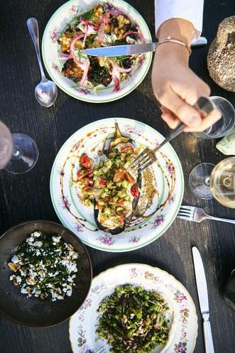 La cuisine végétarienne de Julien Sebbag - CREATURES