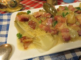 Préparer des endives gourmandes... Canal Gourmandises