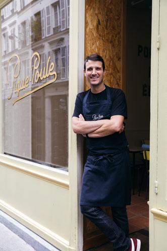 Benjamin Baches - Pique-Poule Paris