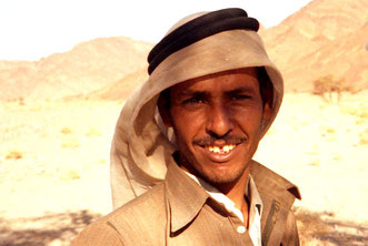 die palistinänsischen Beduinen lieben ihre Freiheit
