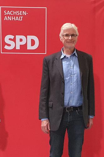 Dr. med. Herbert Wollmann, Direktkandidat für den Wahlkreis Altmark bei der Bundestagswahl 2021