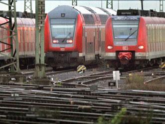 Zuletzt hatten die Lokführer vom 17. bis 20. Oktober insgesamt 50 Stunden lang gestreikt. Foto: Bernd Thissen