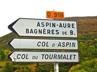 12 km zum spanischen Tourmalet hinauf