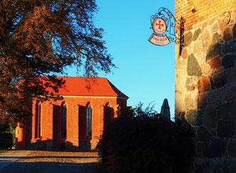 romanische Kapee erbaut im 13. Jhd.