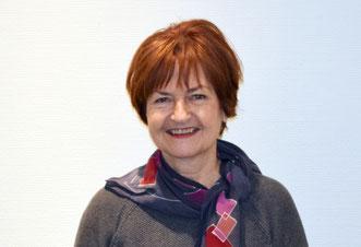 Ruth Schimmelpfeng-Schütte; Schriftführerin Atelier 22 e.V.