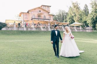 Markus Schneider Hochzeitsfotograf München im LA Villa am Starnberger See
