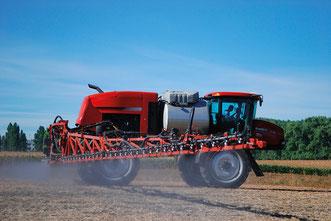 Traktor Spritzmittel Glyphosat