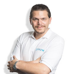 Dr. Steven Moayad ist Orthopäde in Wien