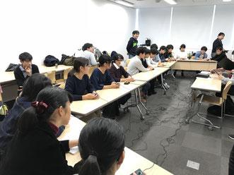 浦和一女vs開智高校。開智高校は大会デビュー!