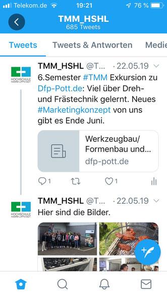 Twitter-Post
