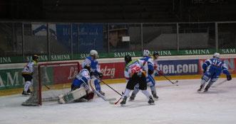 Feldkirch macht in unserer Verteidigungszone Druck