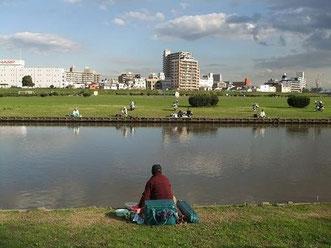 多摩川:Tama River, Tokyo