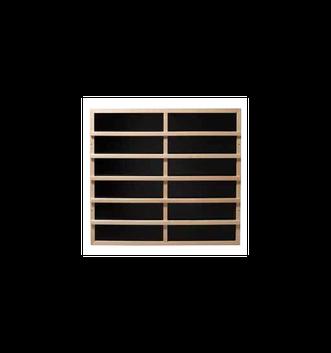 Sentiotec Infrarotstrahler Infrarot-Wärmeplatten Saunatechnik