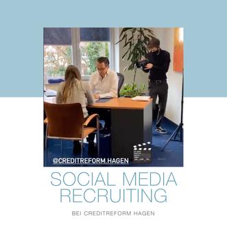 Social Media Recruiting Hagen