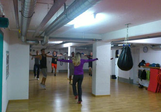 Light-Contact Boxing u.Olymp.Boxen Oktober 2014 @ M's-Gym Bern Ittigen