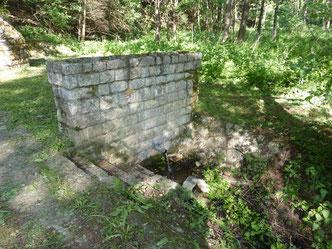 Heilwasserquelle   Zél-puszta Gewässer Revier4