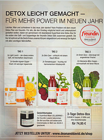detox workout juice cleanse gesichtsmaske dean and david superfood