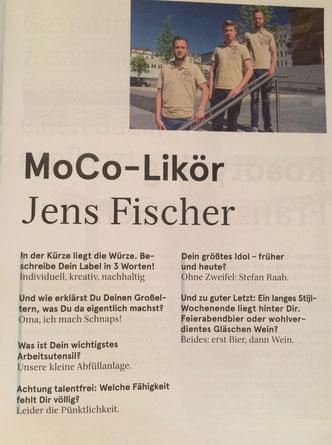 Kurzes Interview von Gründer Jens Fischer
