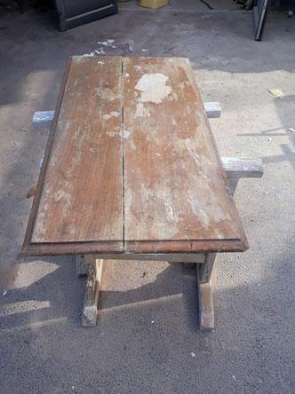 plateau de table seul  !!!!