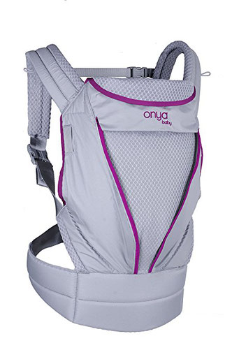 Onya Baby Pure Carrier for Travel With Baby