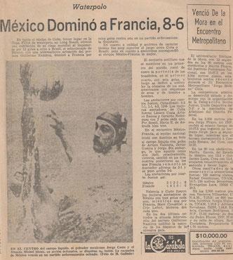 Article 3 / Championnat du monde en Equateur 1982