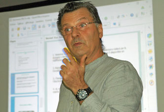 Jérôme Tron à Barjols