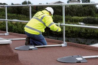 Dach-Absturzsicherung