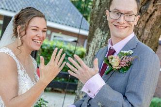Fotoshoot van uw bruiloft