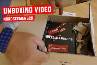 Unboxing Video  - Scharfes Zeug - Chili im Portionspäckchen