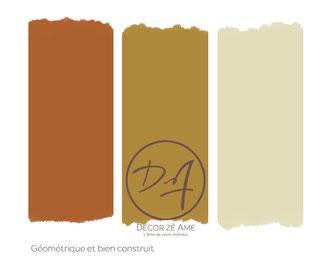 Idée pour choisir ses couleurs - Teinte naturelle  Décor Zé Âme