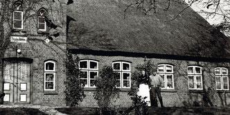 Historische Aufnahme vom Friesenhof