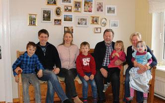 Ihre Gastgeber: Familie Meesenburg und Martin & Gisela Jansen