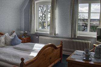 Doppelzimmer Oland auf dem Friesenhof Pellworm