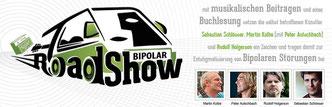 Logo Bipolar Roadshow