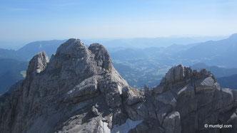 Blaueisspitze 2481m