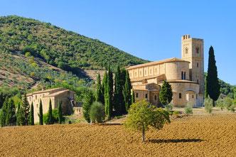 Kloster Sant'Antimo bei Montalcino