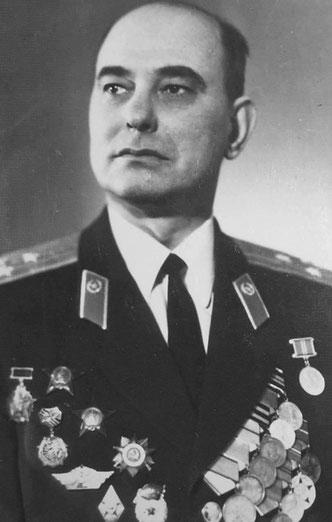 Пронін Володимир Олексійович – начальник штабу  1144 стрілецького полку