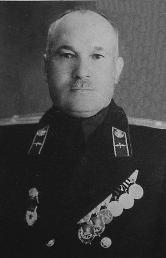 Підполковник Пронченко – командир 1142 стрілецького полку