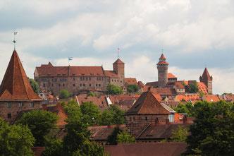 Nuremberg château