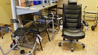 Fauteuils roulants électriques ou manuels, standard ou sur mesure